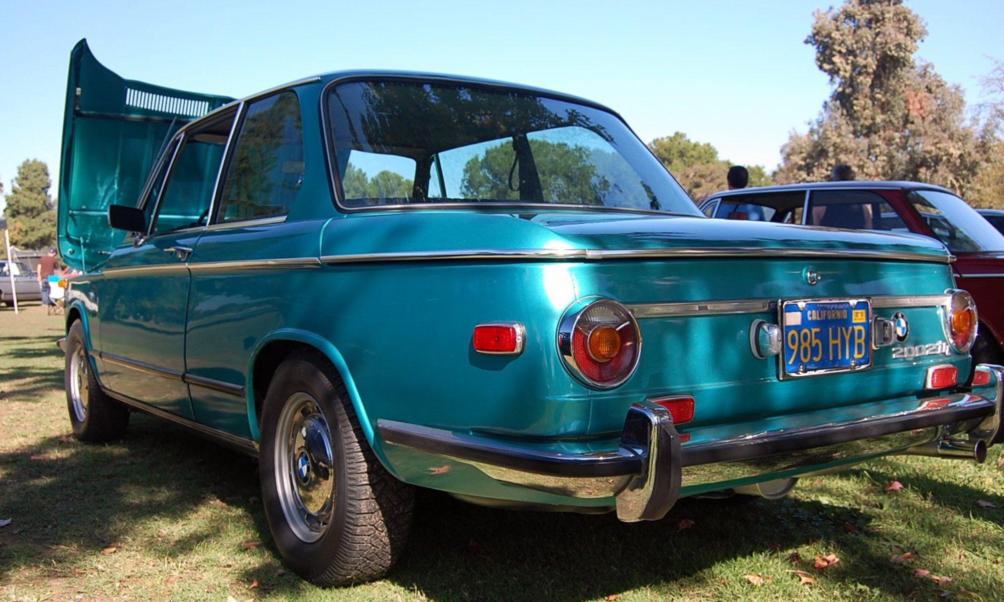 SoCal Vintage BMW